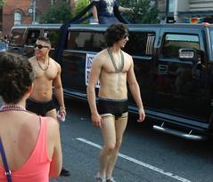 1 (n_a4) Tags: sexy guy guys pride shirtless underwear bulge hot abs gay boy boys man men parade