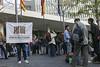2014.10.27 #NiMutsNiGabia (Ciutat de la Justicía)_1 (Bru Aguiló) Tags: nimutsnialagàbia esplugues barcelona ciutatdelajustícia placaufec protesta especulación manifestación mossosdesquadra represión derechoshumanos