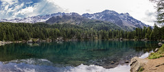 Lago di Saoseo (gianKE) Tags: lake mountain switzerland background landscape outdoor saoseo reflection alpine swiss beautiful nature blue sky water view tourism environment horizontal forest scenic tranquil ecology scenery calm stazzema italia