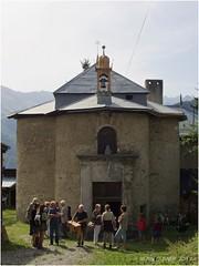 Chapelle des Anselmes à Fontcouverte