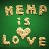 28/365. Hemp can save the world (Solar Phoenix) Tags: hemp cannabis 365days 365daysofbliss weed hempseeds superfood vegan health healthy delicious love food raw hempislove words message letters green saturated vibrant