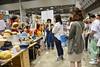 Exhibitors at Booth (Design Festa) Tags: designfesta designfestasummer gakuten design festa festival artfestival japanartfestival art japaneseconvention convention tokyobigsight tokyo japan artist designer creator people japanesepeople japaneseart hats fashiondesign accessorydesign
