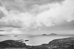 Irland Ring of Kerry 27 b&w (rainerneumann831) Tags: irland bw blackwhite ©rainerneumann ringofkerry landschaft