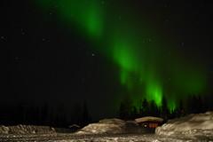 Aurores boréales (Christian_Z) Tags: aurore boréale laponie suède finlande lapland northern lights sweden borealis sky night gx7 nuit vert panasonic14140mmf3556 panasonic lumière ciel étoiles stars northernlights auroreboréale