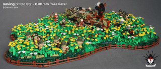 Barthezz Brick - Saving Private Ryan - Halftrack Take Cover 1
