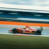 Dallara-191 (Instagram: @brianwalshphotos) Tags: 2016 july motorsport silverstone silverstoneclassic f1 formulaone formula1 red panning speed