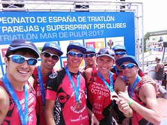 Pulpí triatlon x clubs relevos supersprint 7