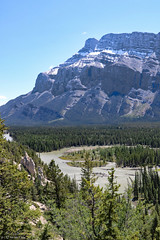 Hoodoos Trail (Can Pac Swire) Tags: alberta canada canadian rocky mountains nature wildlife rockies banff national park 2017aimg9953 view point lookout tunnelmountainroad hoodoo hoodoos