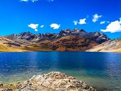 A look at Laguna Tocto.