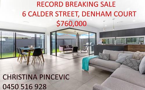 6 Calder Street, Denham Court NSW