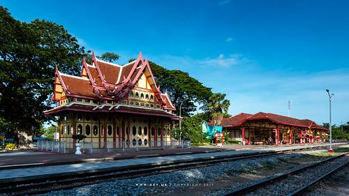 Hau Hin Railway Station, Prachuap Khiri Khan