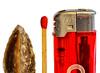 The Evolution of Fire (Silke Klimesch) Tags: macromonday evolution hmm fire flintstone match lighter red white macro closeup makrofotografie nahaufnahme olympus omd em5 mzuikodigitaled60mm128macro microfourthirds 7dwf mondaysfreetheme
