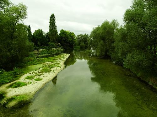 La Meuse à Commercy