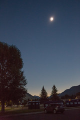 Sudden Darkness (tourtrophy) Tags: totalsolareclipse solareclipse corona jacksonwy wyoming jackson canoneos5dmark3 canonef1635mmf4lisusm