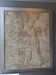 Art Gallery - Ancient Akkadian (Alex_Zawodniak) Tags: sumeria akkadian artgallery yale yaleuniversity art cuneiform babylon babylonian
