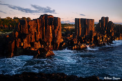 DSCF4512 (Steve Daggar) Tags: kiama bombo seascape sunset sunrise landscape longexposure