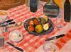 The Checkered Tablecloth (Thomas Hawk) Tags: manhattan met metropolitan metropolitanmuseum museum nyc newyork pierrebonnard thecheckeredtablecloth themetropolitanmuseumofart usa unitedstates unitedstatesofamerica painting fav10