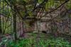 Dépendances d'un château abandonné - HDR (gilles_t75) Tags: d7200 france gillest hdr nikkor1024mmf3545 nikon bracketing exposurefusion highdynamicrange photohdr photomatix tonemapping urbex lieuabandonné explorationurbaine ruines