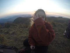 The Sunrise (marielleracoma) Tags: love wanderlust nature manila philippines loveyourself conqueryourself mountaineer mountains mtpulag