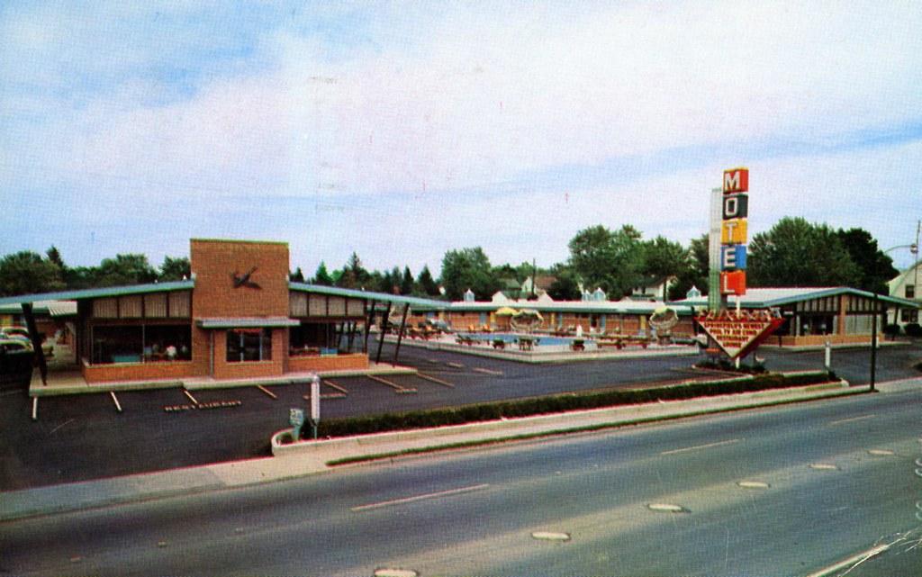 Fairfax Motel Springfield Ohio