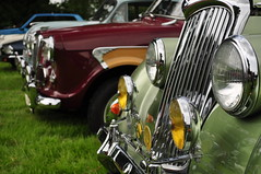 All the brightwork (charlottehbest) Tags: charlottehbest 2017 england uk classic classiccar hardycountryclassictour dorset shillingstone