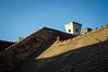 DSC_3744 (vargandras) Tags: chimney roof rooftop rooftile shadow sunlight sky blue 1685mmf3556gvr nikkor d90 brick wall