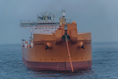 Eagle Barents (SPMac) Tags: arctic circle barents sea norway eni norge goliat fpso 71227 floating production storage oil gas eagle shuttle tanker off load hose