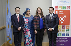 GA72 - Global Business and Philanthropy Leaders' Forum 2017 for Gender Equality and Women's Empowerment