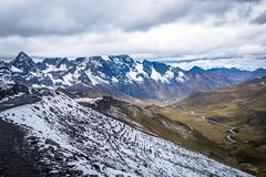 The amazing big mountains still amaze us.