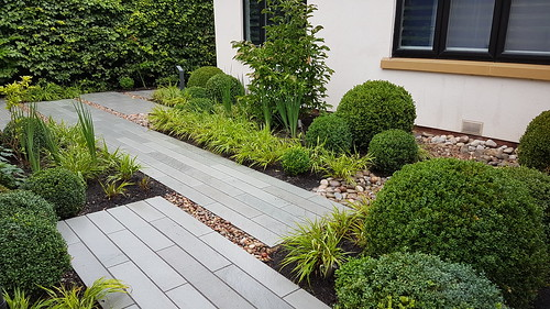 Landscape Design and Construction Wilmslow - Modern Garden Design Image 23