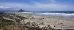 Morro Bay (LunarKate) Tags: us usa united states america unitedstates unitedstatesofamerica west coast westcoast cali california central beach beauty beautiful landscape seascape pacific ocean water highway 1 highway1 nikon d40 dslr may 2016 solo travel traveling