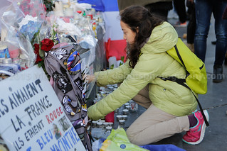 France: Impressions from Paris four days after the terrorist attacks