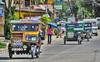 Tricycles of Tagbilaran (FotoGrazio) Tags: asian bohol filipino forhire philippines pinoy streetphotography tagbilaran vehicle visayas waynegrazio waynesgrazio worldphotographer fotograzio motorbike people streetscene transportation tricycle