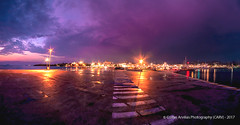 Aegina port Sunset panorama, just after a summer storm (Costas Arvilias ᕈhotography (CARV)) Tags: art deco canvas wallart framedart fineart fineartphotography hotelphotographer hospitalityphotographer hospitalityphotography hotel spa airbnb travelphotography visitgreece visitgreecegr travelgreece nature aegina sea summer aerial eclecticshotz artofvisuals randommagazines greeceis