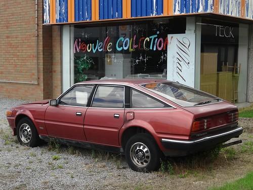 1980's Rover 2600