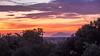 Farewell to Mallorca (Jens Haggren) Tags: morning view sunrise sky colours trees mountains sea mediterraneansea water clouds mallorca spain jenshaggren