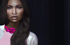 1.78 (Carley Benazzi) Tags: lelutka lagyo collabor88 stealthic milan studioexposuremakeup model mesh makeup events hair couture accessories jewelry bento ebony sensual