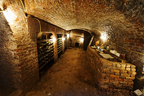 Wiliamson's Tunnels - The Wine Bins