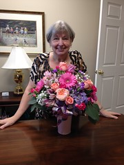 Congratulations! Paula C celebrated her 30th anniversary at Broome!