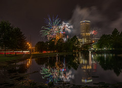 Driller and Guthrie Greens Fireworks (_patclancy56) Tags: fireworks