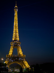 "The Eiffel Tower at dusk • <a style=""font-size:0.8em;"" href=""http://www.flickr.com/photos/44919156@N00/36316838650/"" target=""_blank"">View on Flickr</a>"