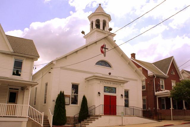 St. Paul's Methodist Church - Smithsburg, MD