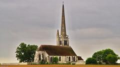 Montagny Sainte félicité (Phil du Valois) Tags: montagnysaintefélicité montagny sainte félicité gothique flamboyant église clocher renaissance