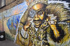 DSC_4294 London Dalston Street Art Hip Hop Raised Me 840 Arts By Carleen De Sözer & Candie Bandita (photographer695) Tags: london dalston street art hip hop raised me 840 arts by carleen de sözer candie bandita
