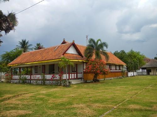 Kesultanan Bima, Sumbawa / Istana Äsi Mpasa