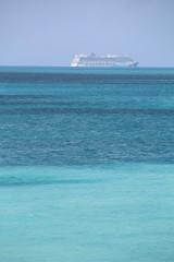 Norwegian Breakaway Departing Bermuda (Curb Crusher) Tags: cruiseship norwegianbreakaway bermuda