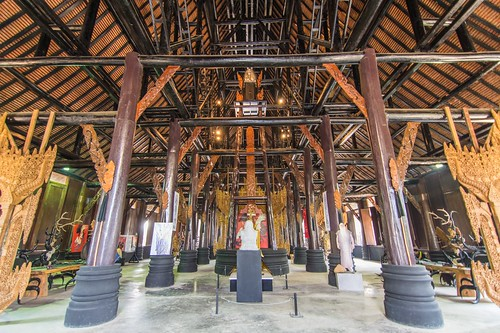 maison noir chiang rai - thailande 6