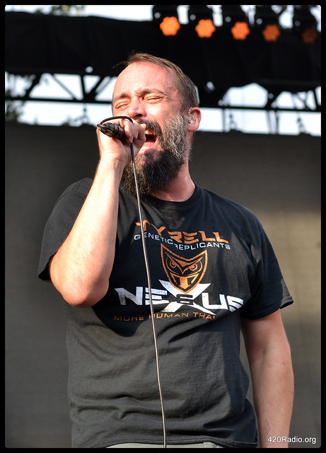Clutch - Edgefield Amphitheater - Troutdale, OR - 08/12/17