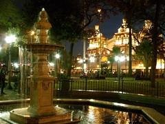 Catedral de Córdoba (francamontecchiari) Tags: plaza noche catedral luces night light cathedral fuente