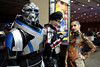 Mass Effect cosplayers (Gage Skidmore) Tags: cosplay cosplayer game expo 2017 phoenix convention center arizona video games gaming effect mass vakarian garrus
